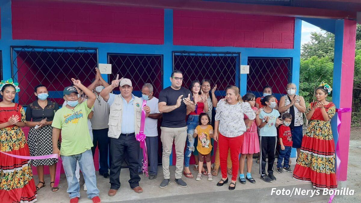 Inauguran mercadito campesino en la comunidad de El Crucero