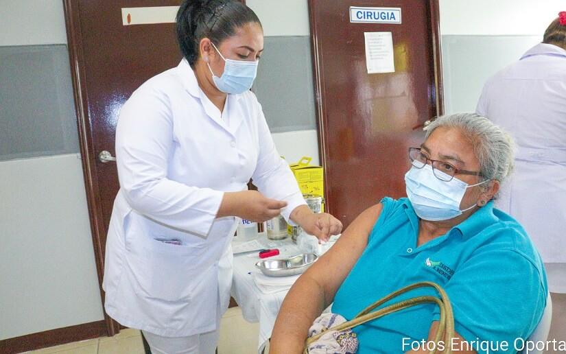 Managua y Puerto Cabezas aplicarán segunda dosis de Sputnik-V este 15 de septiembre