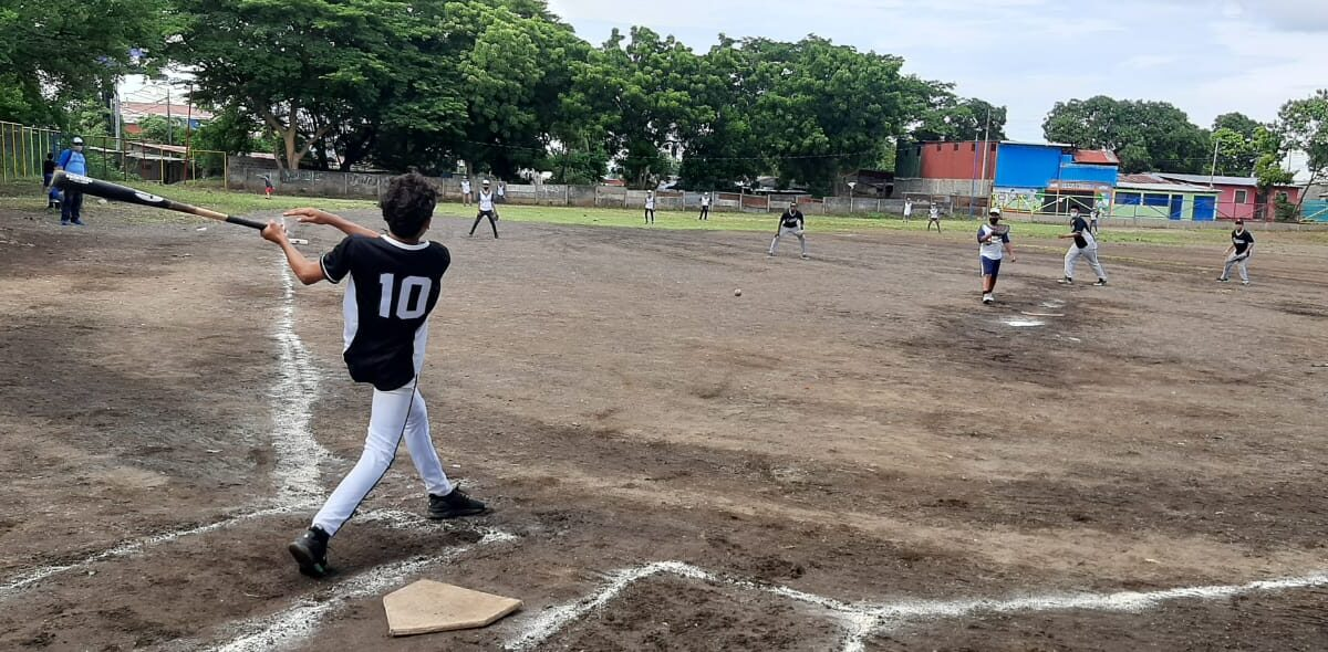 Mejoran espacios públicos de diversión infantil en Managua
