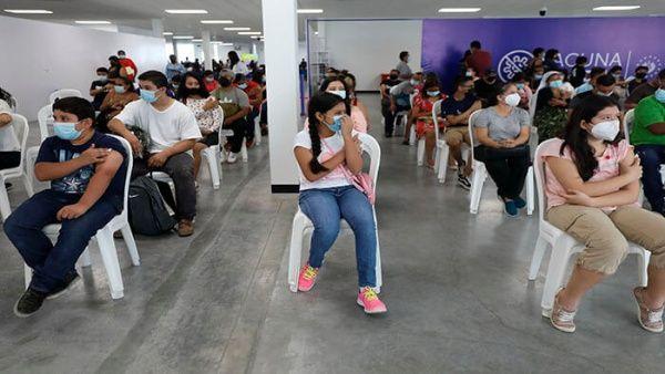 Niños de 6 a 11 años serán vacunados contra la Covid-19 en El Salvador