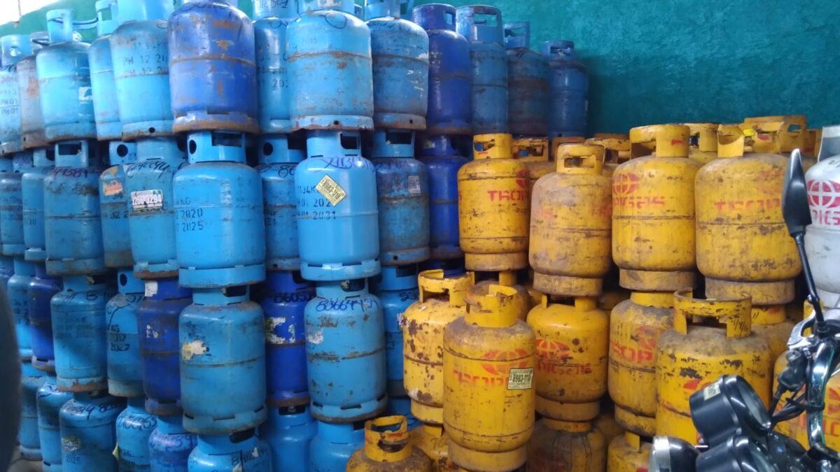 Se mantiene precio del gas butano durante el mes de septiembre