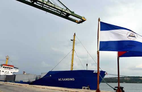 Presidente cubano agradece ayuda solidaria del pueblo nicaragüense