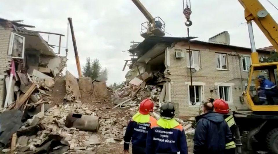Rusia: explosión en un apartamento deja tres muertos y varios heridos