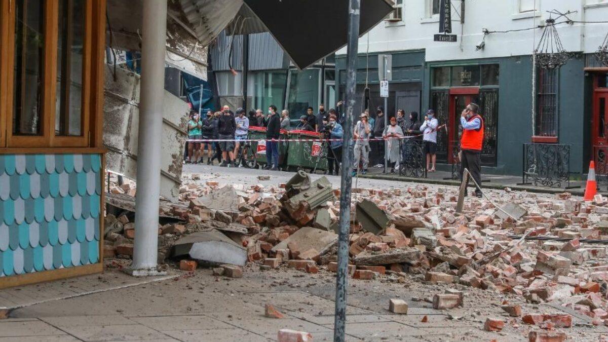 Terremoto de magnitud 5,9 deja varias ciudades afectadas en Australia