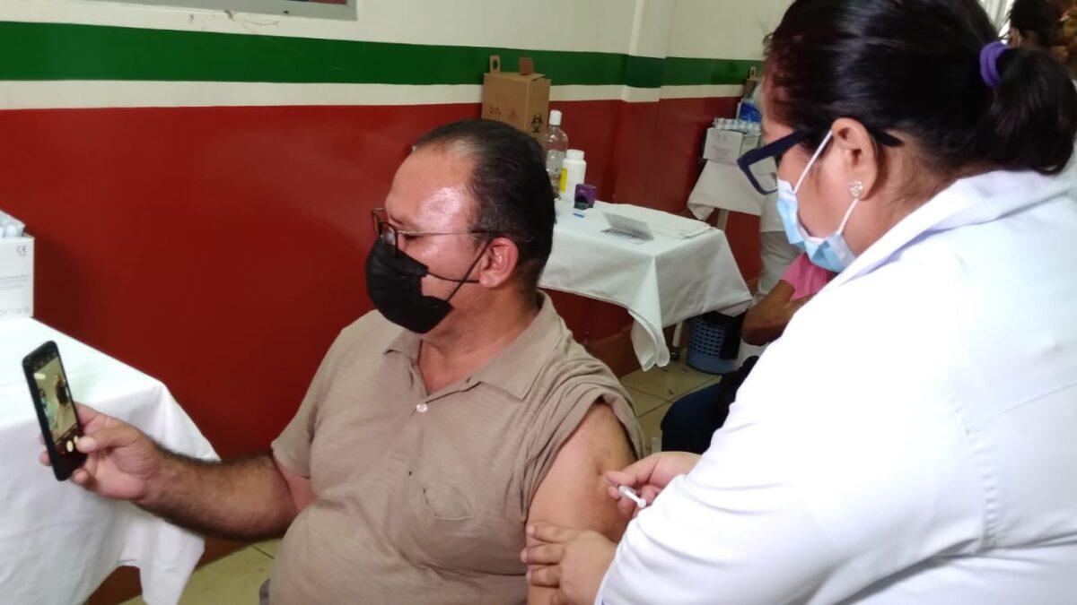 Exitoso proceso de vacunación de Sputnik V contra la Covid-19 en Managua