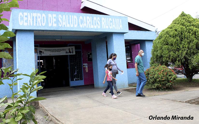 Más y mejores centros de salud para los nicaragüenses