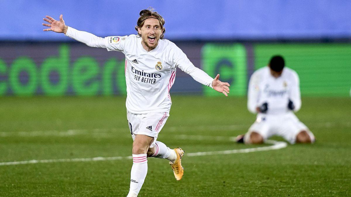 Luka Modric amplía su contrato con el Real Madrid