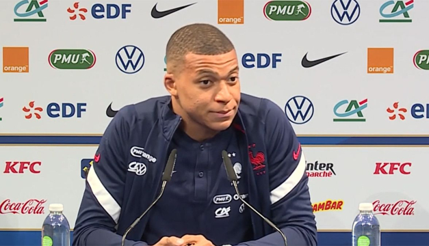 Mbappé revela que quería salir del PSG a finales de julio