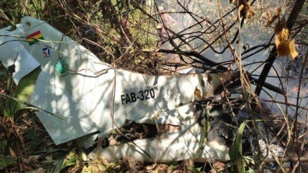 Accidente aéreo en Bolivia deja como resultado seis personas muertas