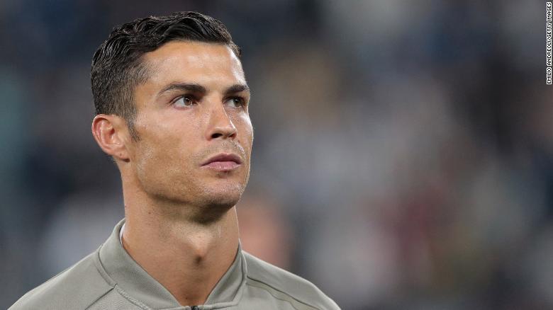 Anularán denuncia de agresión sexual contra Cristiano Ronaldo