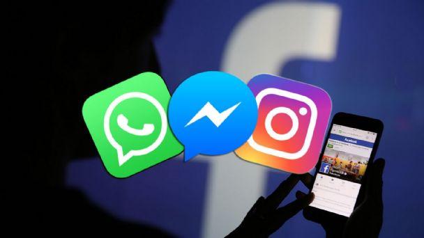 """""""Cambios de configuración"""": compañía explica causas de la caída de redes sociales"""