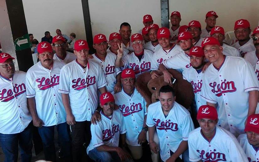 Leones de León presente en la Liga Nicaragüense de Béisbol Profesional 2021-2022