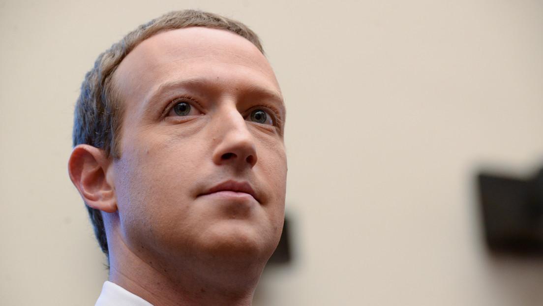 Mark Zuckerberg responde ante la caída de sus plataformas virtuales