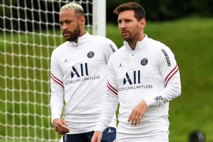 Messi y Neymar entre los candidatos al Balón de Oro 2021
