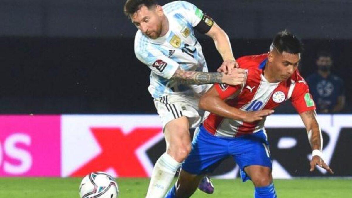 Paraguay y Argentina sin anotaciones en eliminatorias mundialistas