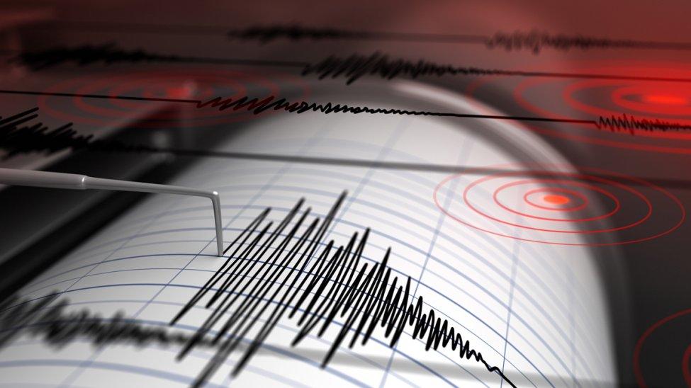 Se registra temblor de magnitud 4.9 al sureste de Puerto Rico