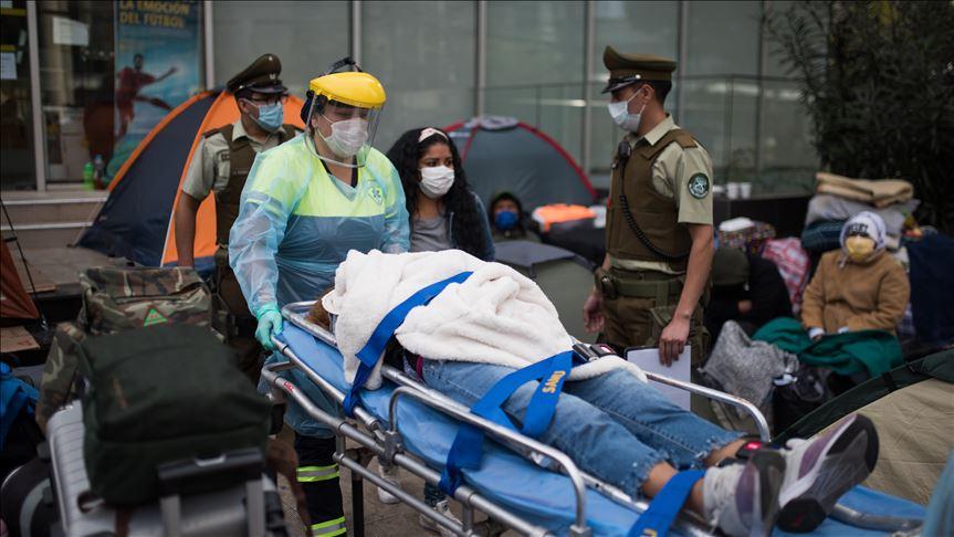 Chile registra más de mil nuevos casos de la Covid-19
